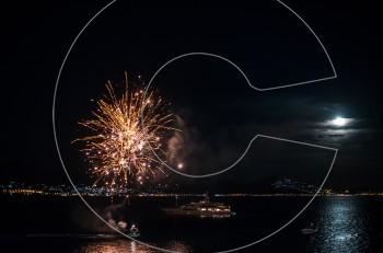 Athens Riviera Fireworks Festival: το φαντασμαγορικό show πυροτεχνημάτων στο Island