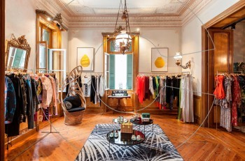 Enny Monaco: Concept Pop-Up Stores στη Μύκονο