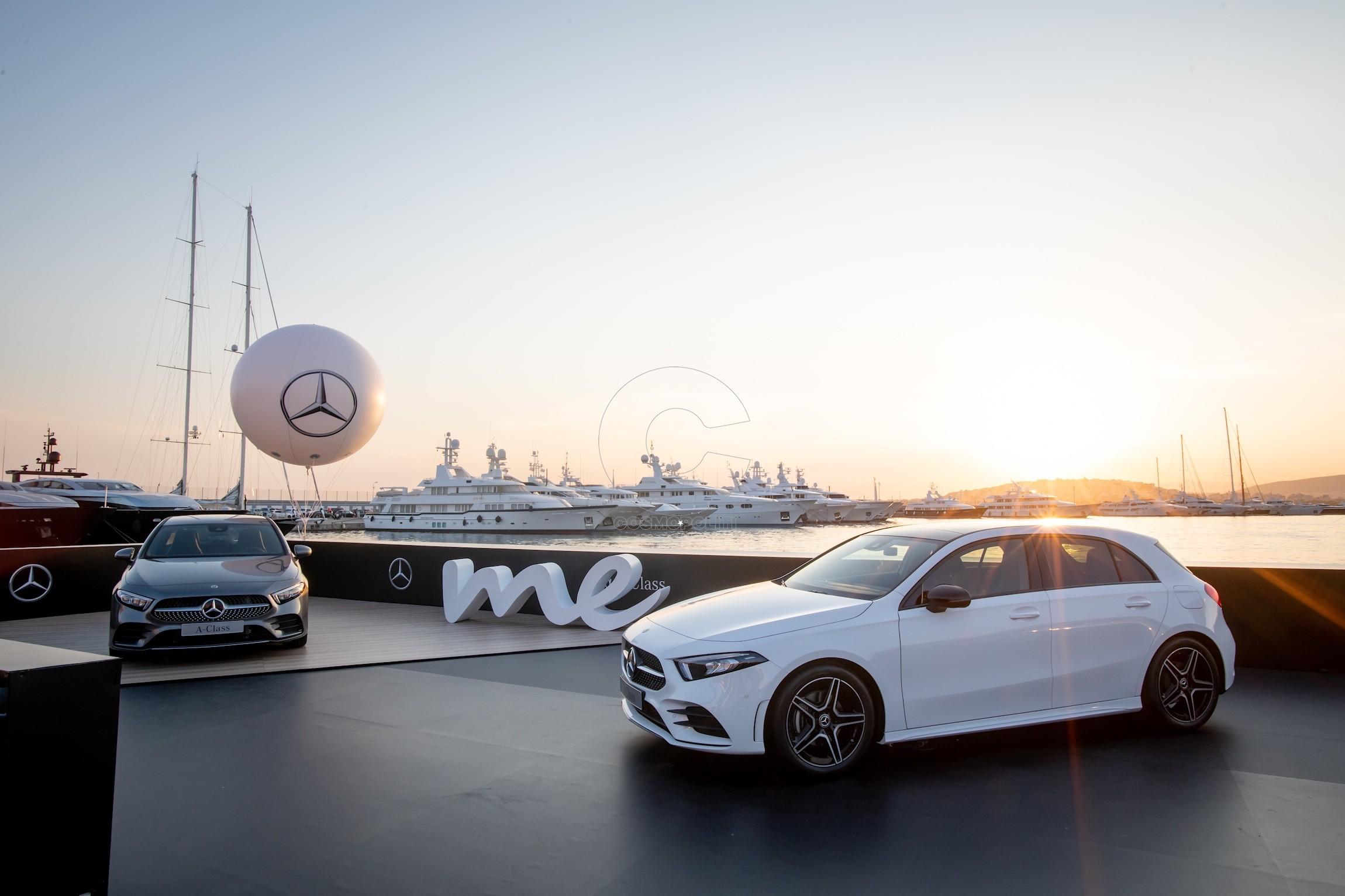 Mercedes-Benz A-Class Launch Event (1)