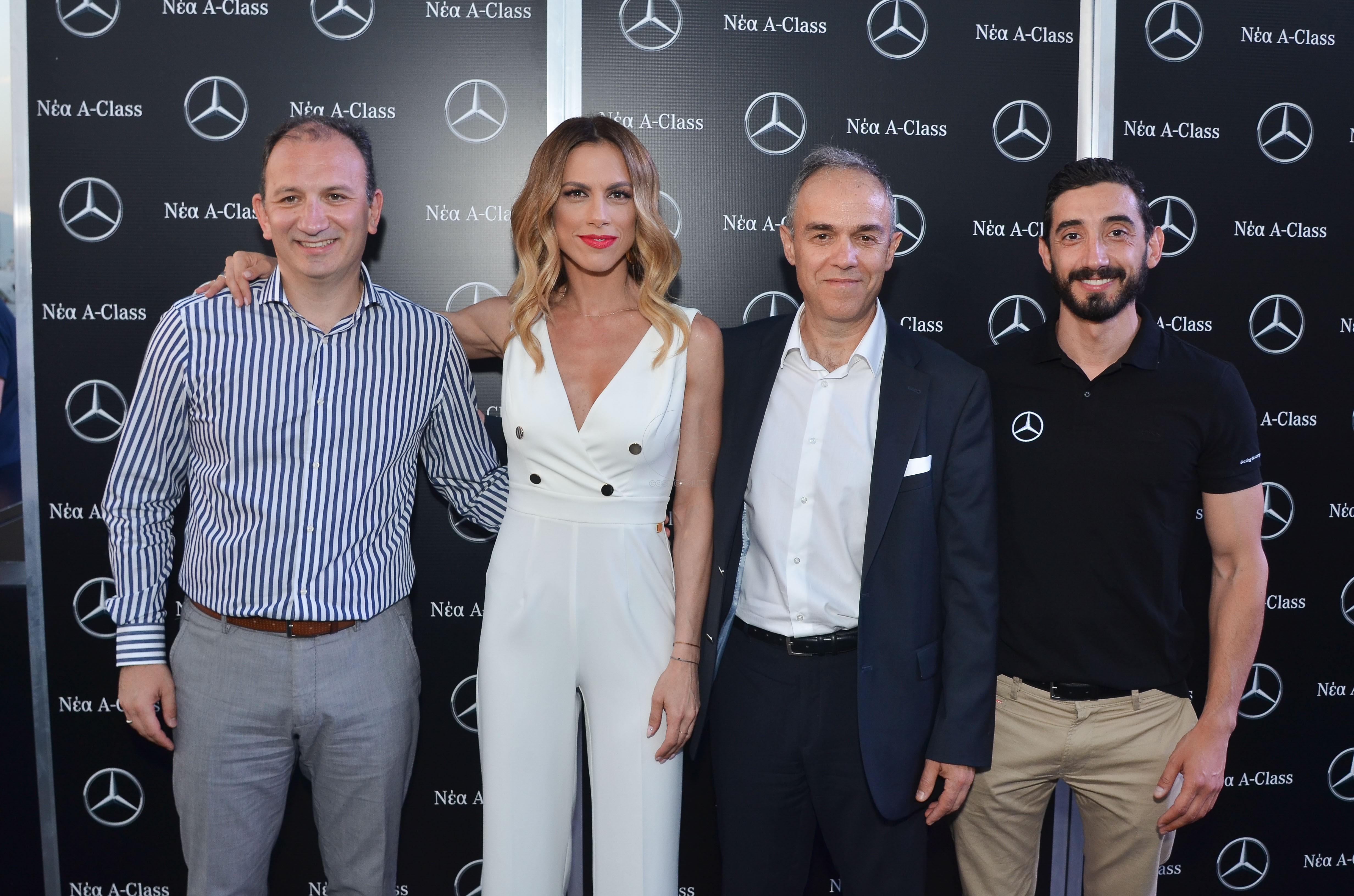 Mercedes-Benz A-Class Launch Event (12)