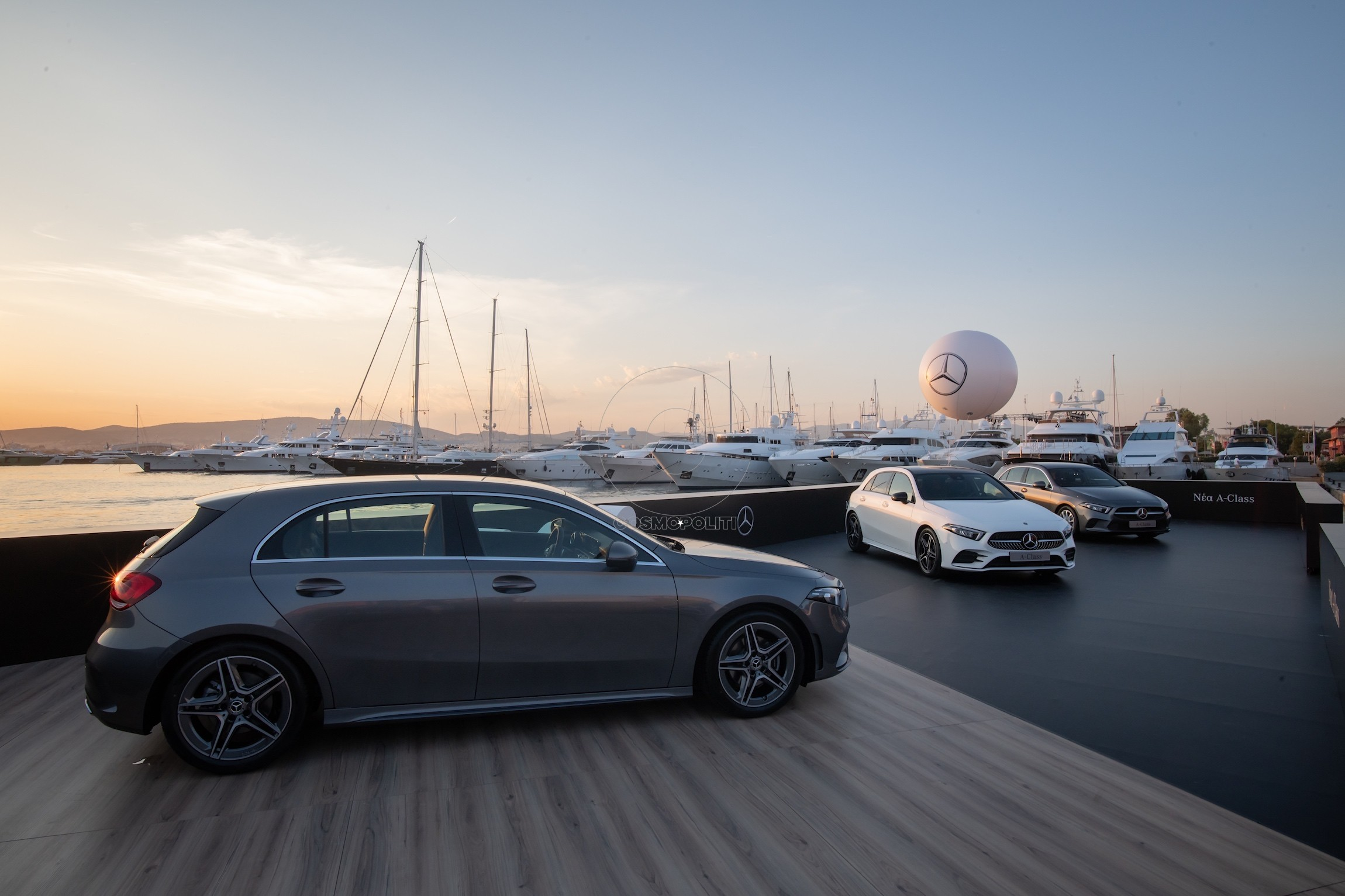 Mercedes-Benz A-Class Launch Event (2)