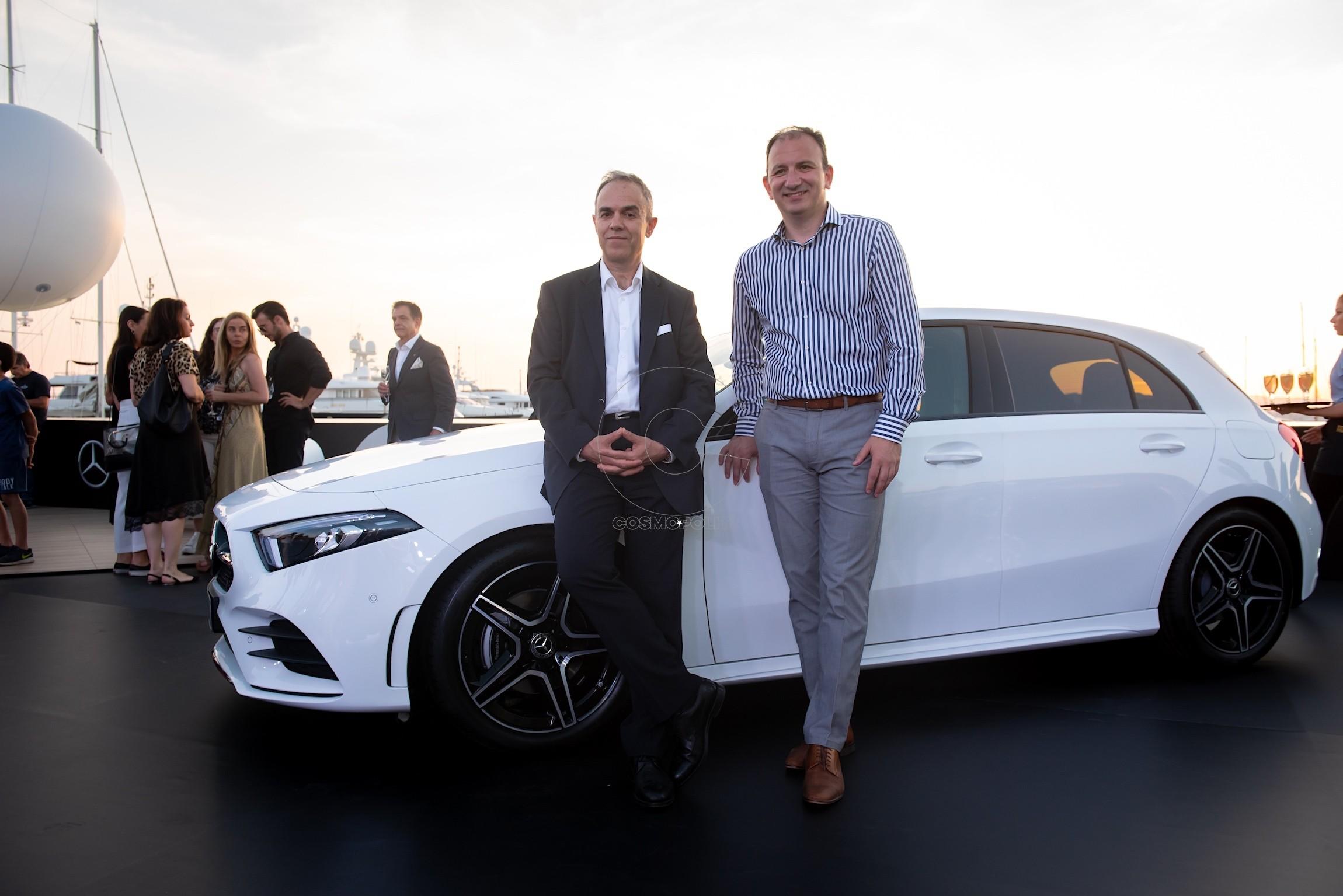 Mercedes-Benz A-Class Launch Event (4)