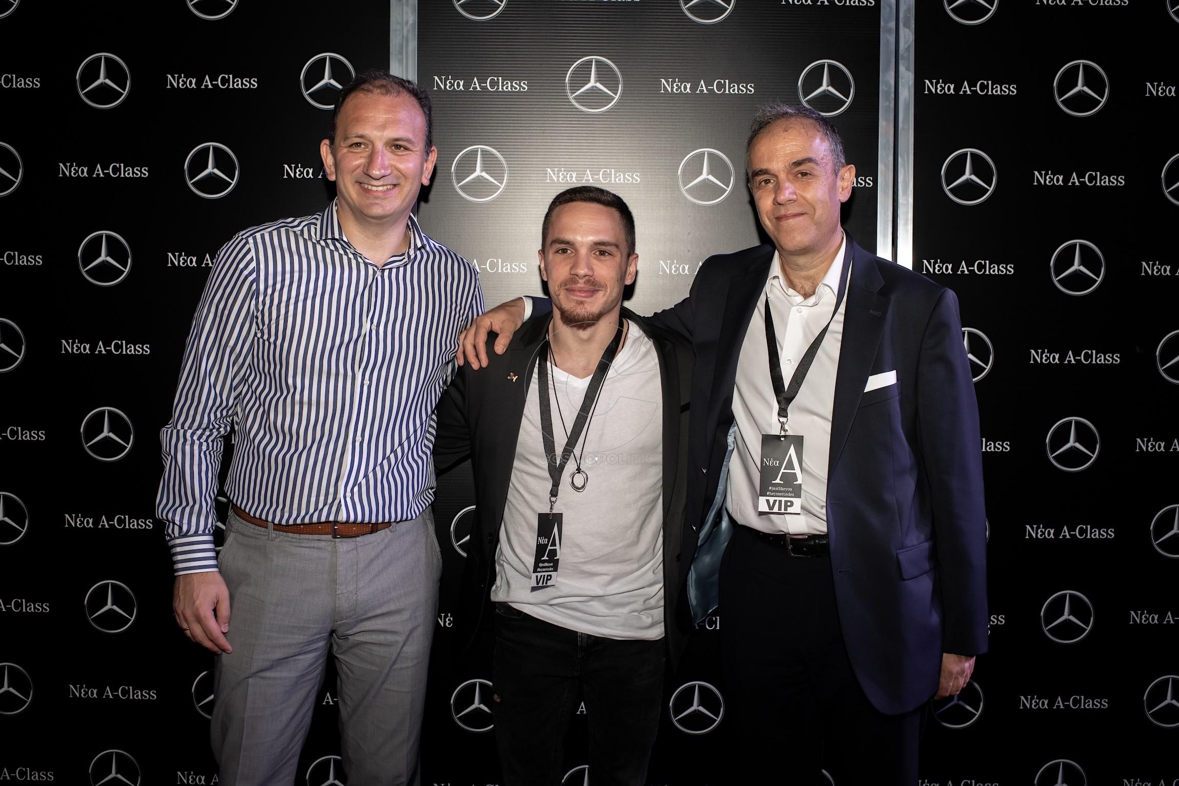 Mercedes-Benz A-Class Launch Event (6)