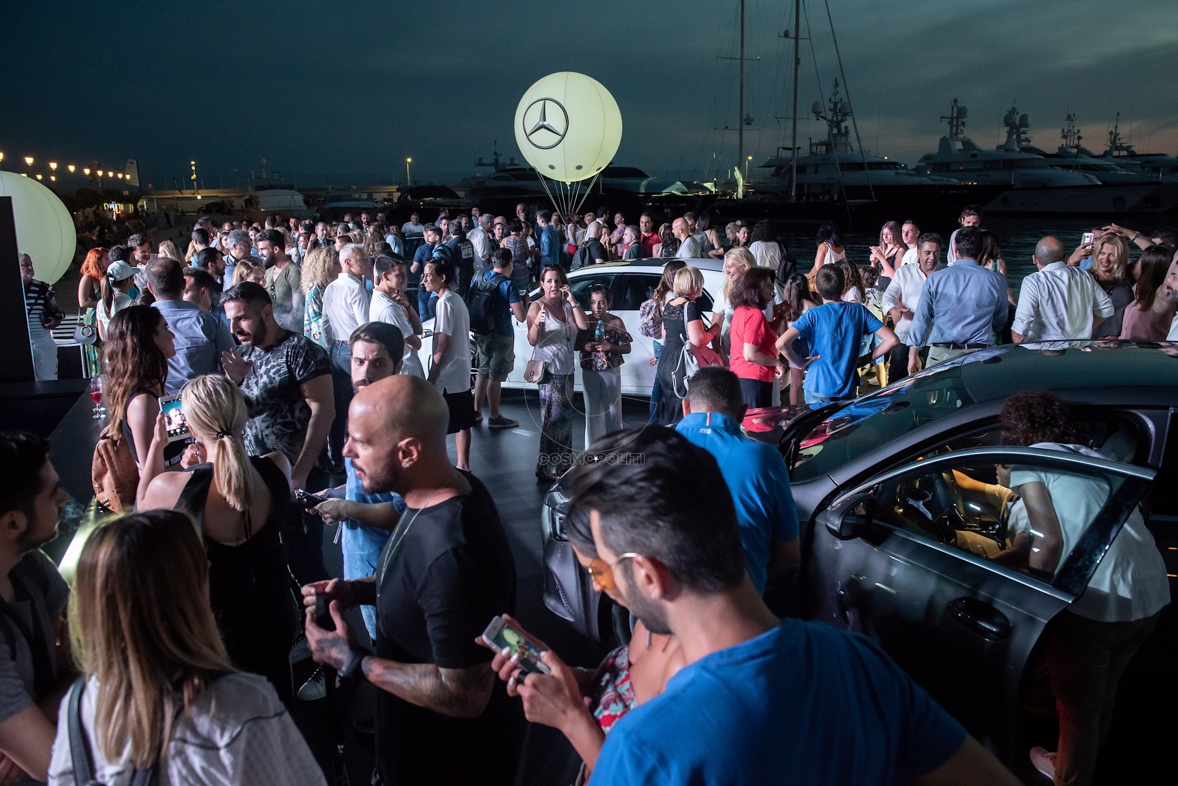 Mercedes-Benz A-Class Launch Event (7)