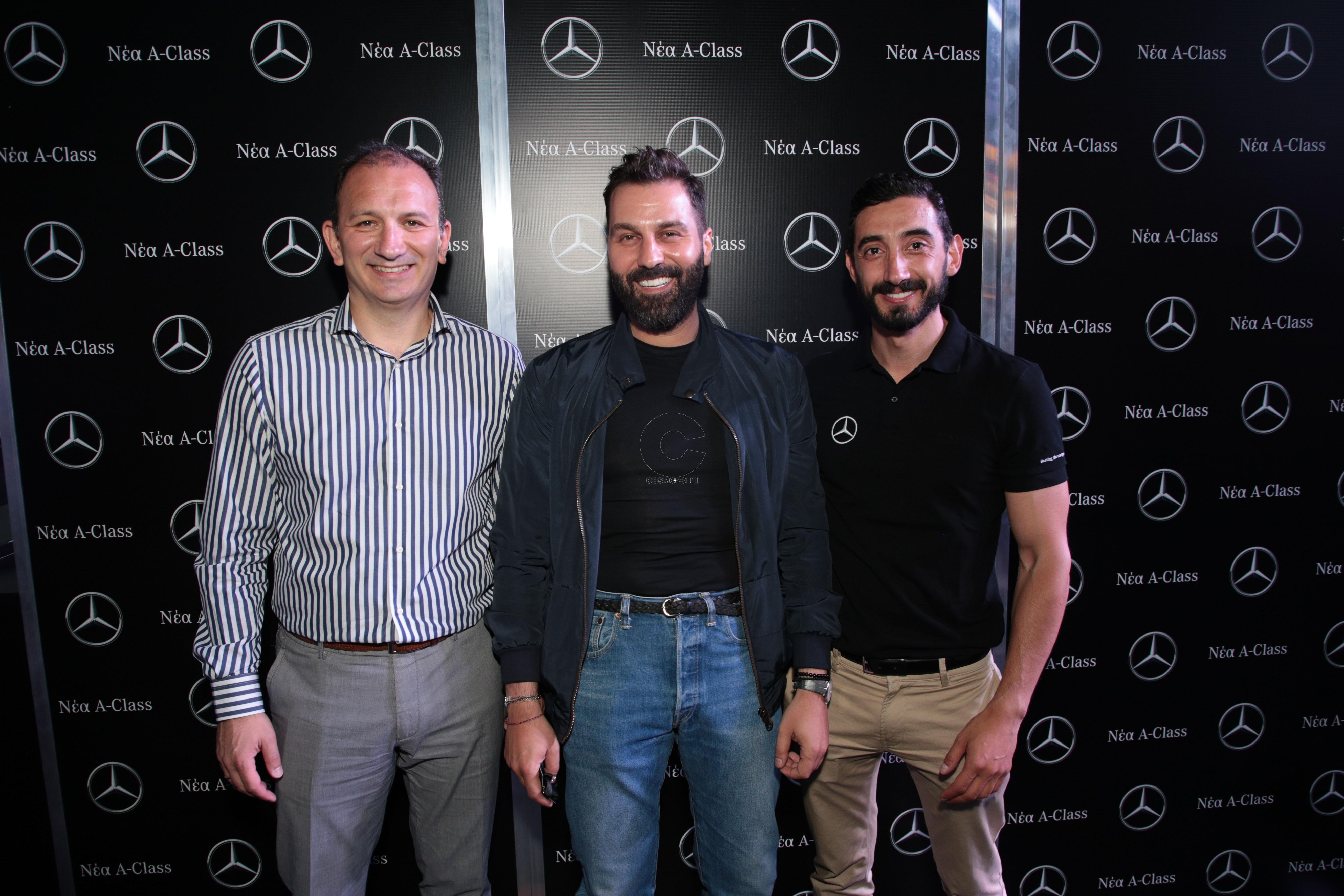 Mercedes-Benz A-Class Launch Event (9)
