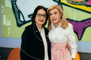 "H Νάνα Μούσχουρη ενώνει τις δυνάμεις της με την ""Ελπίδα"" και την Μαριάννα Β. Βαρδινογιάννη"