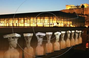 Τα μυστικά των Καρυάτιδων: βραδινή ξενάγηση στο Nέο Μουσείο της Ακρόπολης