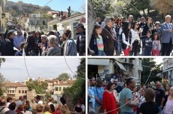 Λογοτεχνικός Περίπατος: Καλοκαίρι στην πόλη