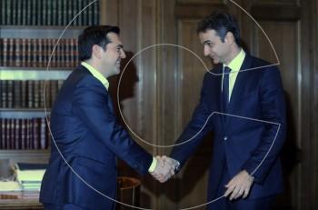 Κυριάκος Μητσοτάκης: πρόταση στον Αλέξη Τσίπρα να ζητήσουν μαζί από το Ίδρυμα Νιάρχος να αναλάβει τη συντήρηση των εναέριων μέσων πυρόσβεσης