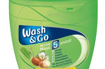 Wash & Go: νέα σειρά προϊόντων εμπλουτισμένα με Micellar Water