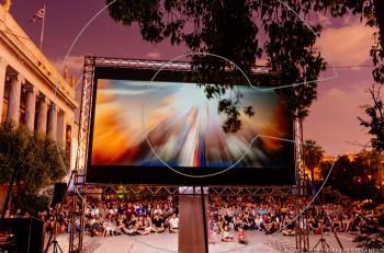 Ανακοίνωση για τη διακοπή της προβολής του 8ου Athens Open Air Film Festival στο Αρχαιολογικό Μουσείο