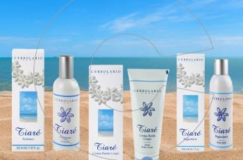 """Tαξιδέψτε"" στην εξωτική Ταϊτή με την αρωματική σειρά Tiaré της L' Erbolario"