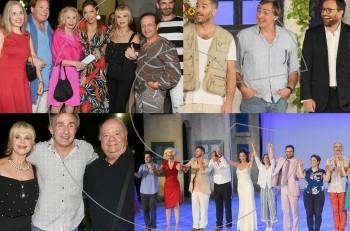 """Καλοκαιρινή επίσημη πρεμιέρα για το """"Μamma Mia!"""" στο κηποθέατρο Παπάγου"""