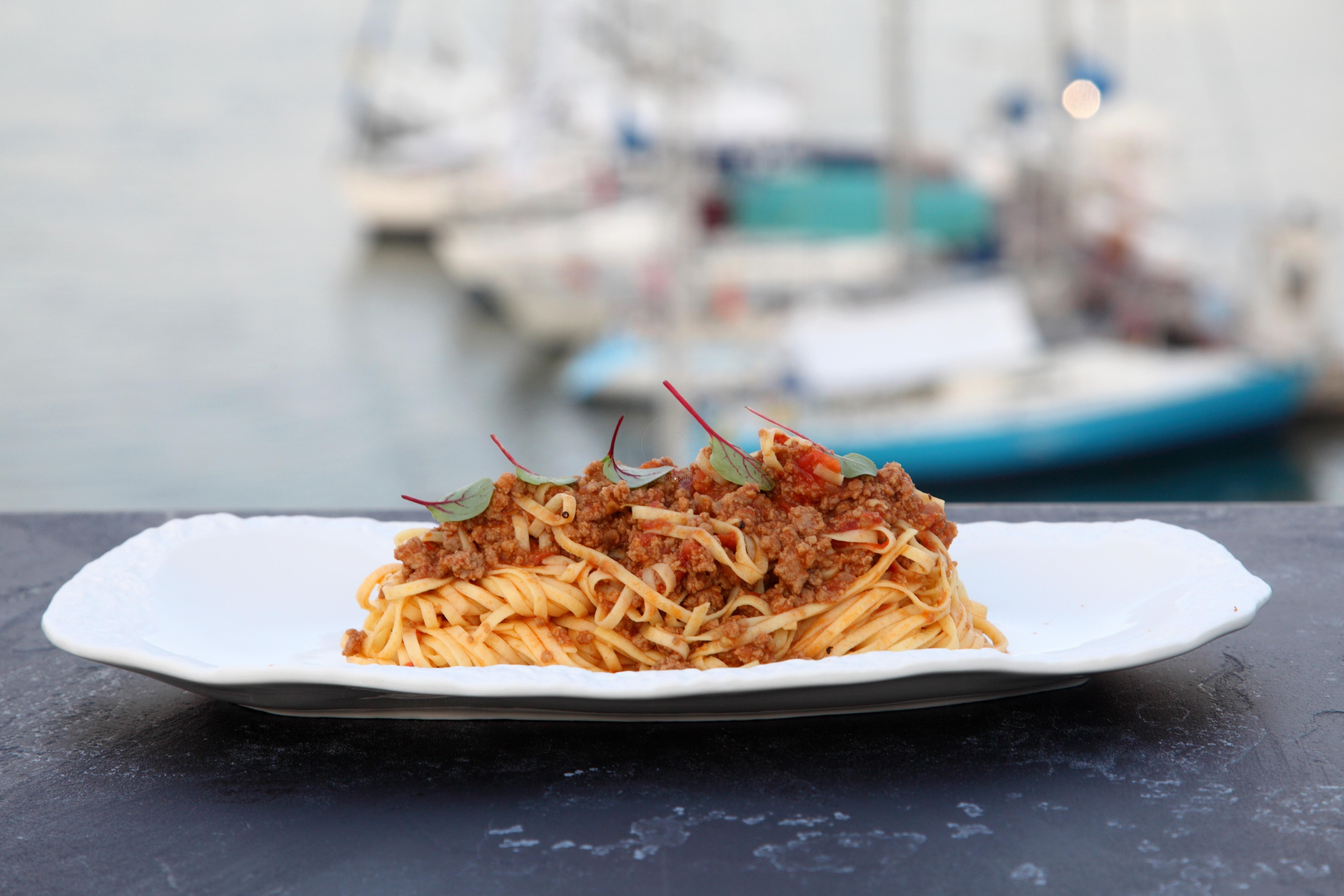 Spaghetti cipriani