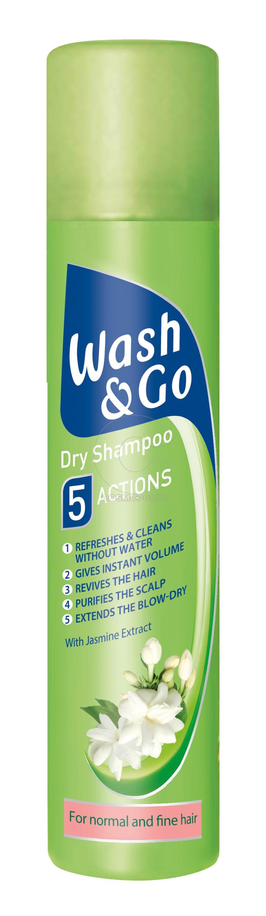 Wash&Go Dry Shampoo Jasmine