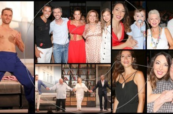 Πανικός στο υπουργείο: επίσημη πρεμιέρα στο καλοκαιρινό θέατρο Λαμπέτη