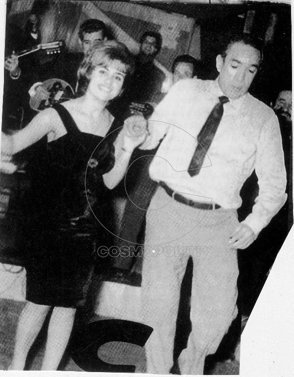 ΑΝΤΟΝΙ ΚΟΥΙΝ ΤΡΙΑΝΑ ΤΟΥ ΧΕΙΛΑ 1964