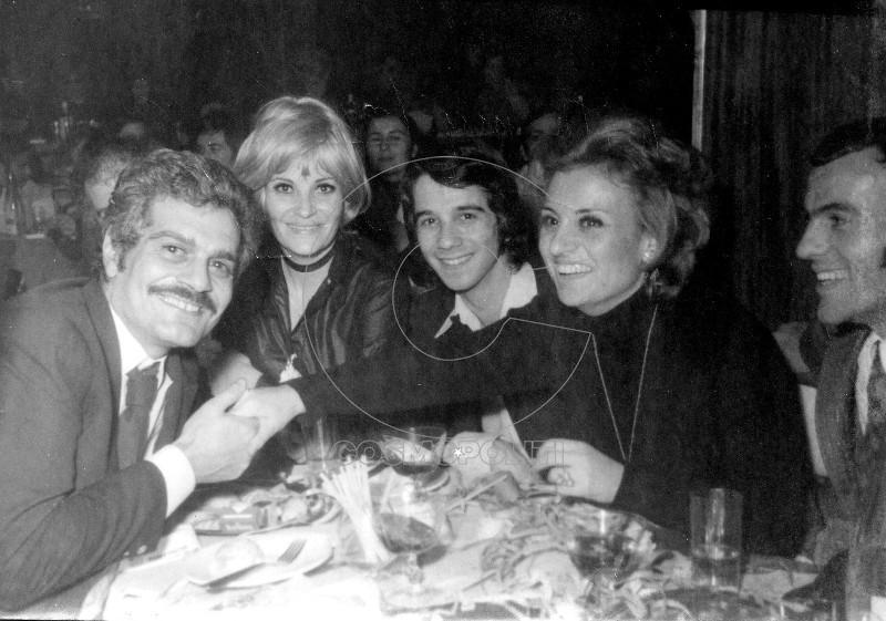 ΖΥΓΟ ΜΕ ΟΜΑΡ ΣΑΡΙΦ 1973
