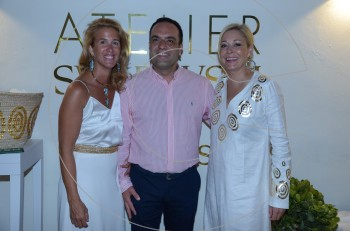 "Cocktail party με exclusive resort συλλογή κοσμημάτων από την Themis·Z  για το ""Atelier Swarovski"""