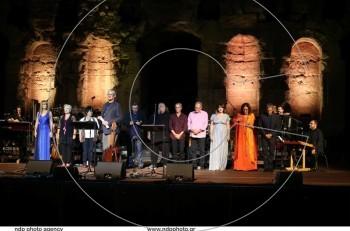 Συγκινητική συναυλία – αφιέρωμα για τον Μάνο Ελευθερίου στο Ηρώδειο
