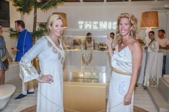 H Atelier Swarovski αποκαλύπτει τη συλλογή κοσμημάτων Themis Z