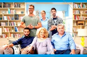 Κάνε γονείς να δεις καλό: νέα κωμική οικογενειακή σειρά