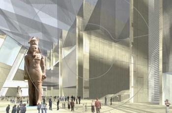 Ετοιμάζεται το μεγαλύτερο μουσείο του κόσμου