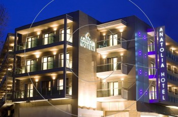 Ζήστε την εμπειρία στο πολυτελές και προσιτό Anatolia Hotel στη Θεσσαλονίκη