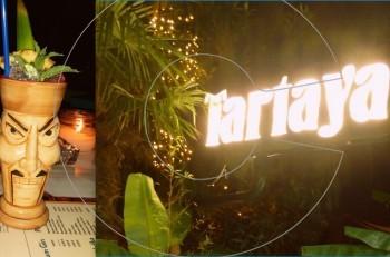 Θα πάω στη ζούγκλα του Tartaya Tiki Bar … να πιω ποτά να την περάσω φίνα!