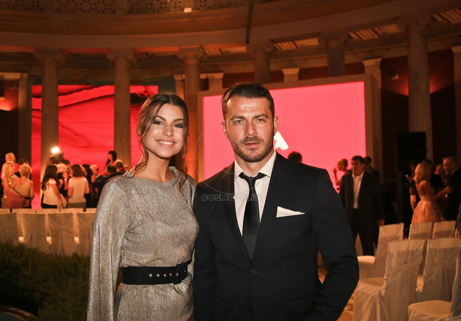 Δανάη Παππά & Γιώργος Αγγελόπουλος