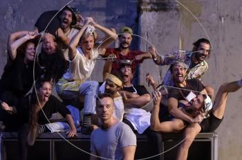 """Θέατρο Αποθήκη: Έντεκα πρωτοεμφανιζόμενοι ηθοποιοί στην """"Κουζίνα"""" σε σκηνοθεσία Γιώργου Νανούρη"""
