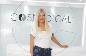 Η Φαίη Σκορδά είναι το νέο πρόσωπο των Cosmedical Clinic