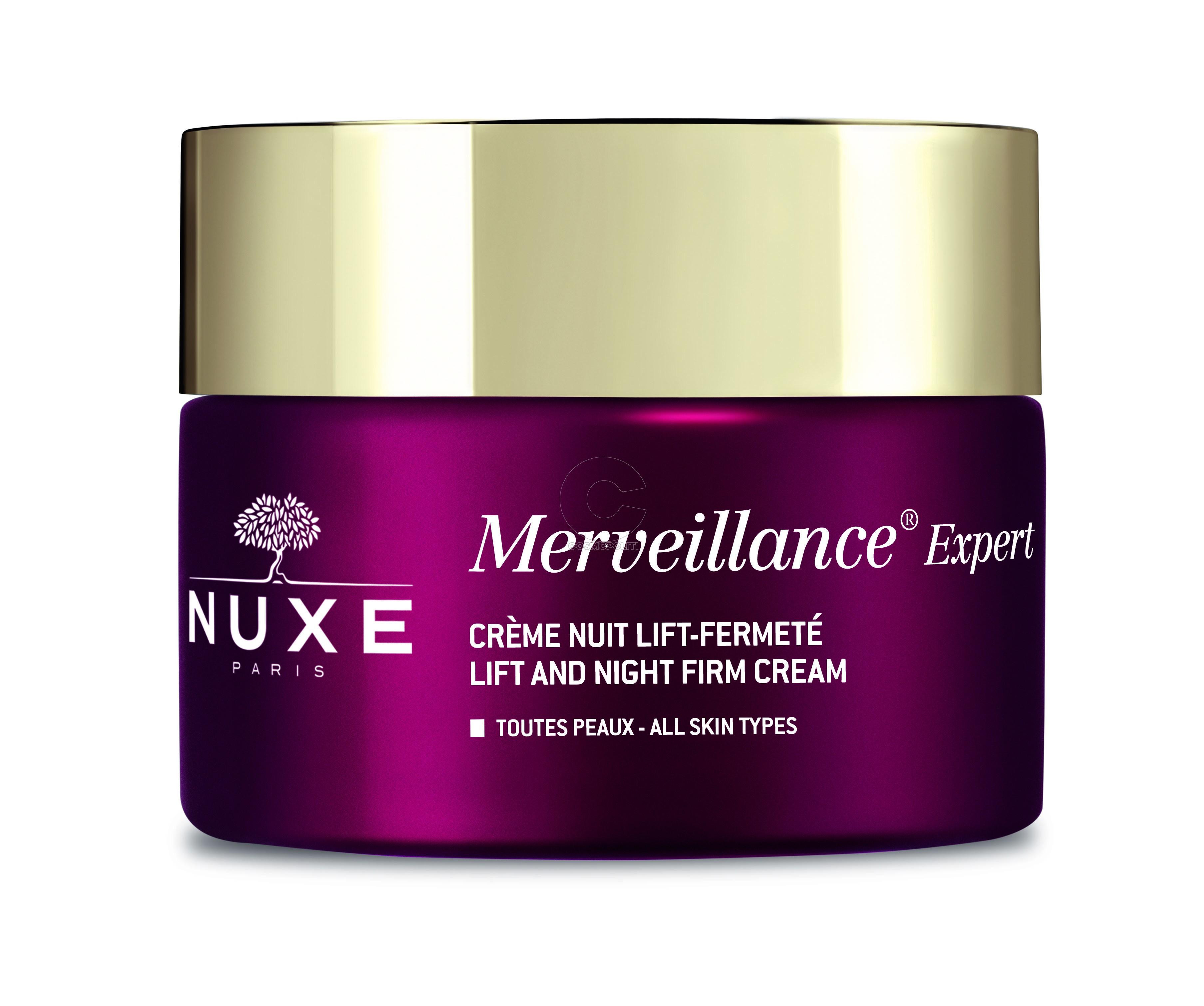 MERVEILLANCE EXPERT - Crème Lift Nuit