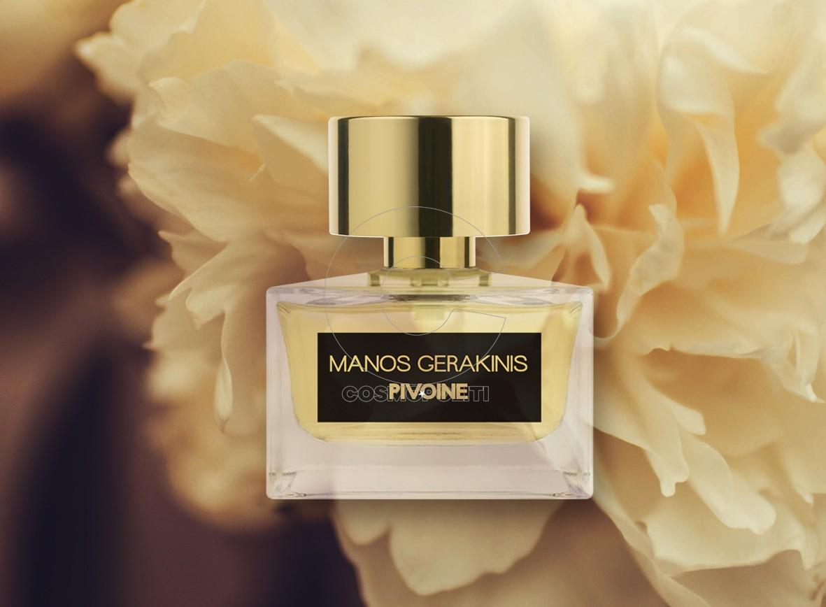 Manos Gerakinis Parfums de Jour Pivoine