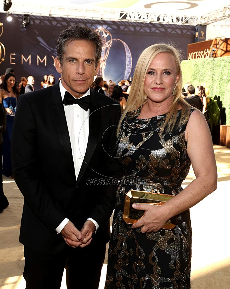 Patricia Arquette and Ben Stiller