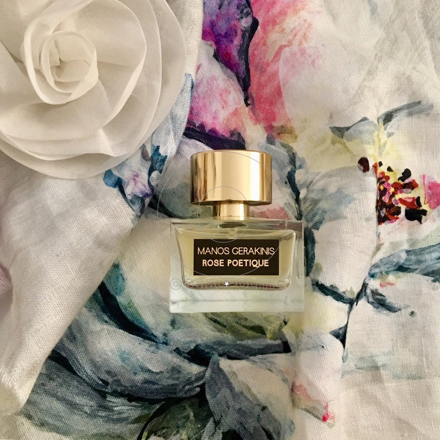 Rose Poetique Manos Gerakinis Parfums 2018 edition