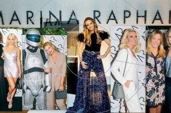 Marina Raphael: Κρυστάλλινο jet set πάρτι για την πρώτη συλλογή της