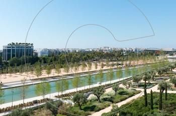 Κέντρο Πολιτισμού Ίδρυμα Σταύρος Νιάρχος: Πρώτο Ευρωπαϊκό βραβείο κήπου