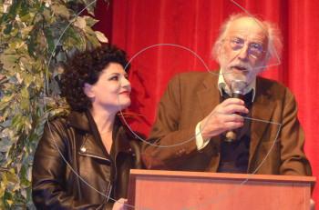 """Τιμήτικο Βραβείο """"Ζωή Λάσκαρη"""" στην Τάνια Τρύπη στα 37α Κορφιάτικα Βραβεία 2018 -Αποκλειστικό ρεπορτάζ-"""