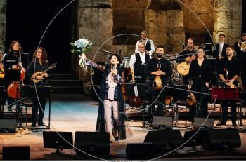 """Η Άλκηστις Πρωτοψάλτη στο Ηρώδειο – Όσα έγιναν στη συναυλία για την """"Ελπίδα"""""""