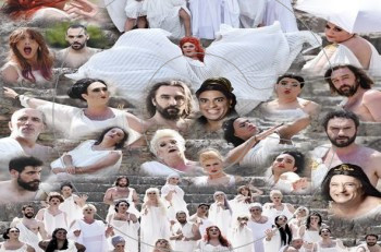 "Oι ""Εκκλησιάζουσες"" για 4 παραστάσεις στον Ελληνικό Κόσμο"