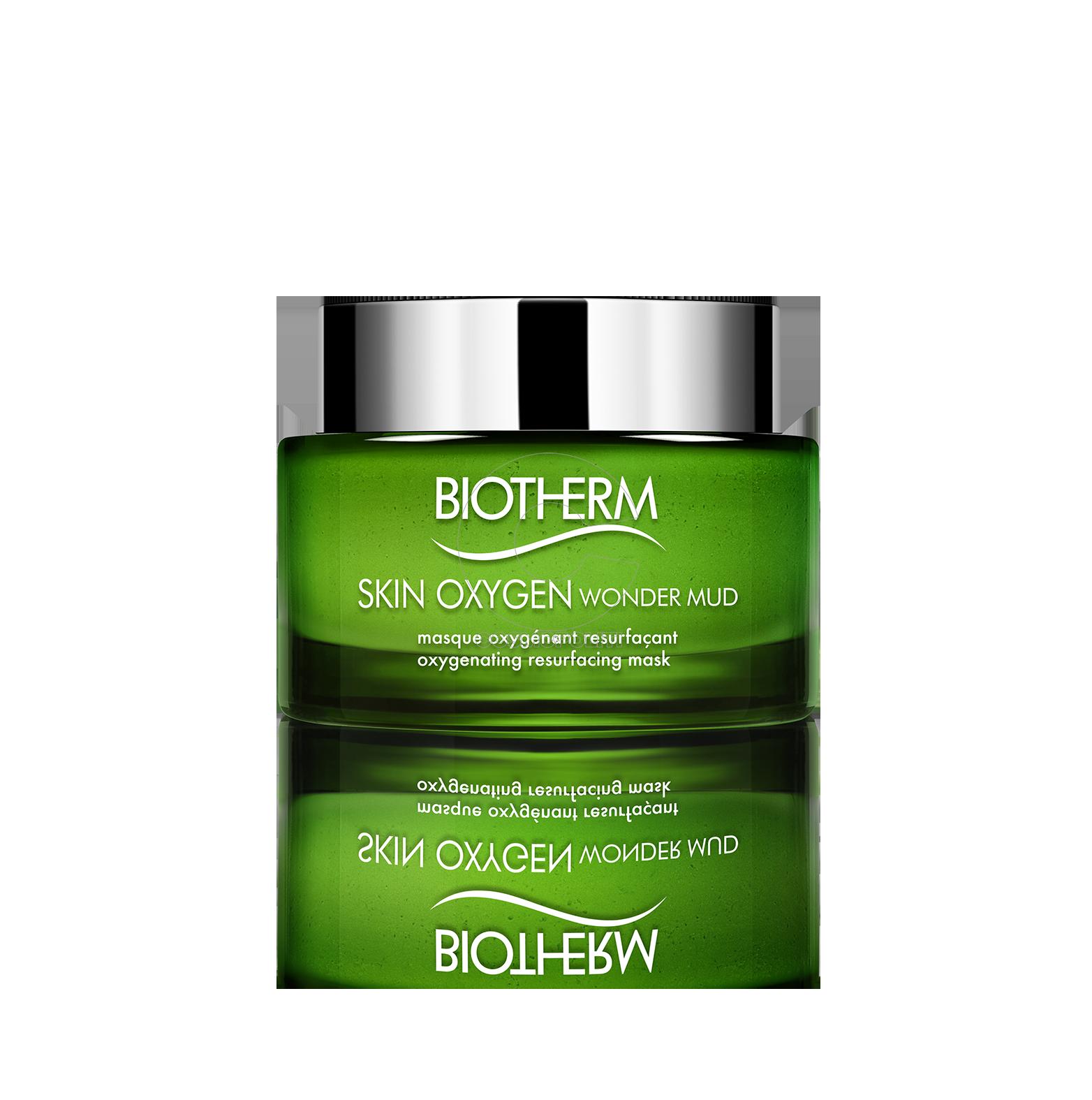 Biotherm - Skin Oxygen wonder mud pot