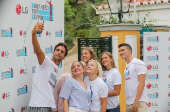 Spetses Mini Marathon 2018: στο βάθρο ανέβηκαν οι LG Αθλητές του Αύριο!