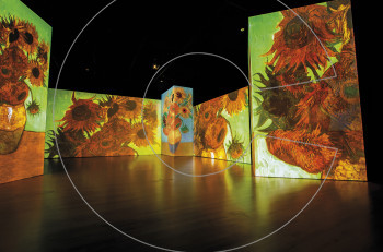 Van Gogh Alive – the experience: η μεγαλειώδης έκθεση-εμπειρία στη Θεσσαλονίκη