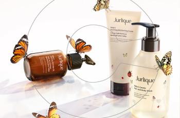 Η Jurlique παρουσιάζει  τα νέα προϊόντα της σειράς Jurlique Baby Care