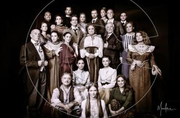 Λωξάντρα: το μυθιστόρημα της Μαρίας Ιορδανίδου σε σκηνοθεσία Σωτήρη Χατζάκη στο θέατρο Βεάκη