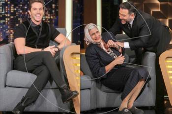 "The 2Night Show: πρεμιέρα με Νίκο Οικονομόπουλο και την ""γιαγιά"" του Δημήτρης Ουγγαρέζου"