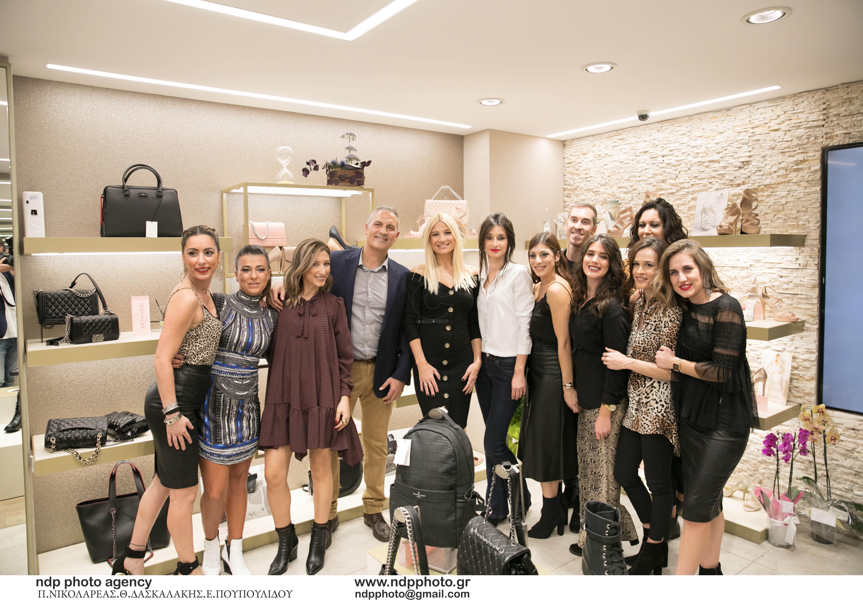 """Με απόλυτη επιτυχία πραγματοποιήθηκε το anniversary party για τα 20 χρόνια  """"Michailidis Shoes"""" c22ab878278"""