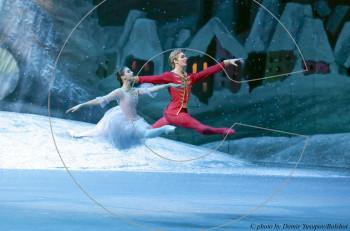 Christmas Gala: Ζήστε τη μαγεία με τα πιο λαμπρά αστέρια του κλασικού χορού