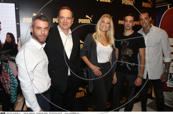 Puma Select: Οpening Party  για το μεγαλύτερο lifestyle sports event της χρονιάς!